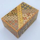 27 steps Yosegi 5 sun Japanese puzzle box Himitsu-bako 4580685045054