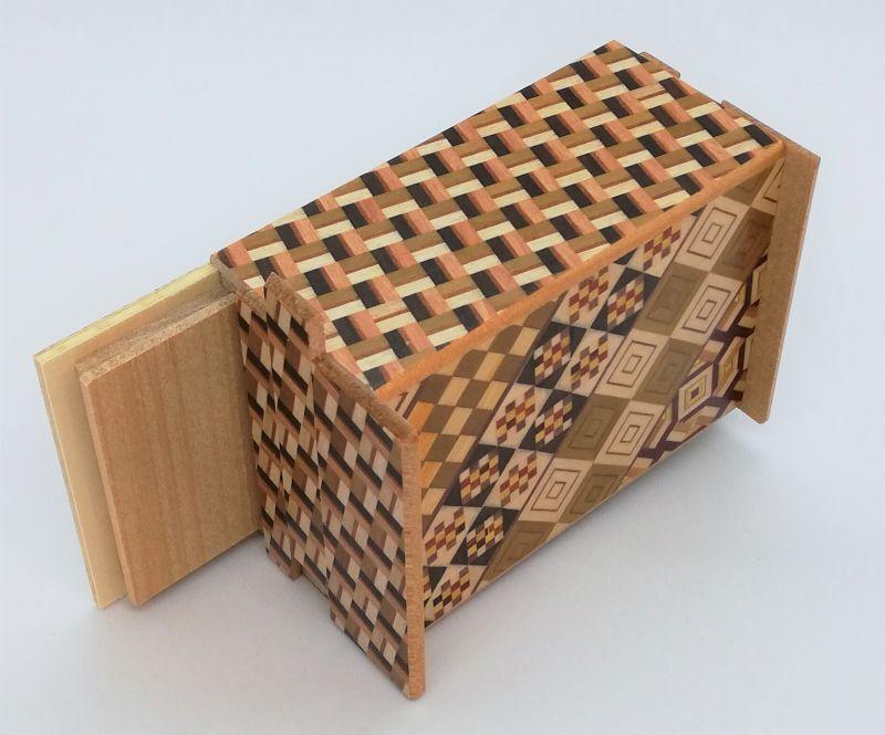 4 Sun 21 étapes Kuroasa-Japanese Puzzle Box